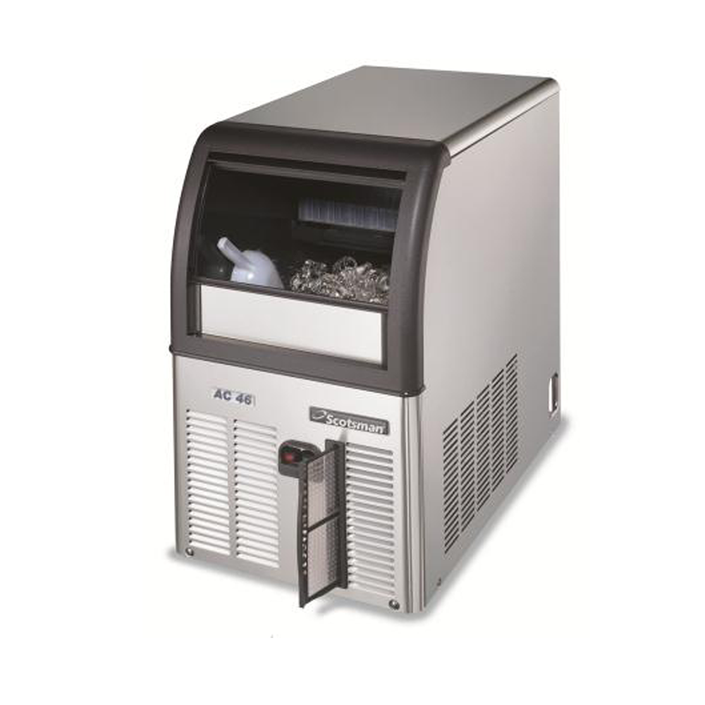 AC106 self contained ice cuber 23kg storage, Scotsman