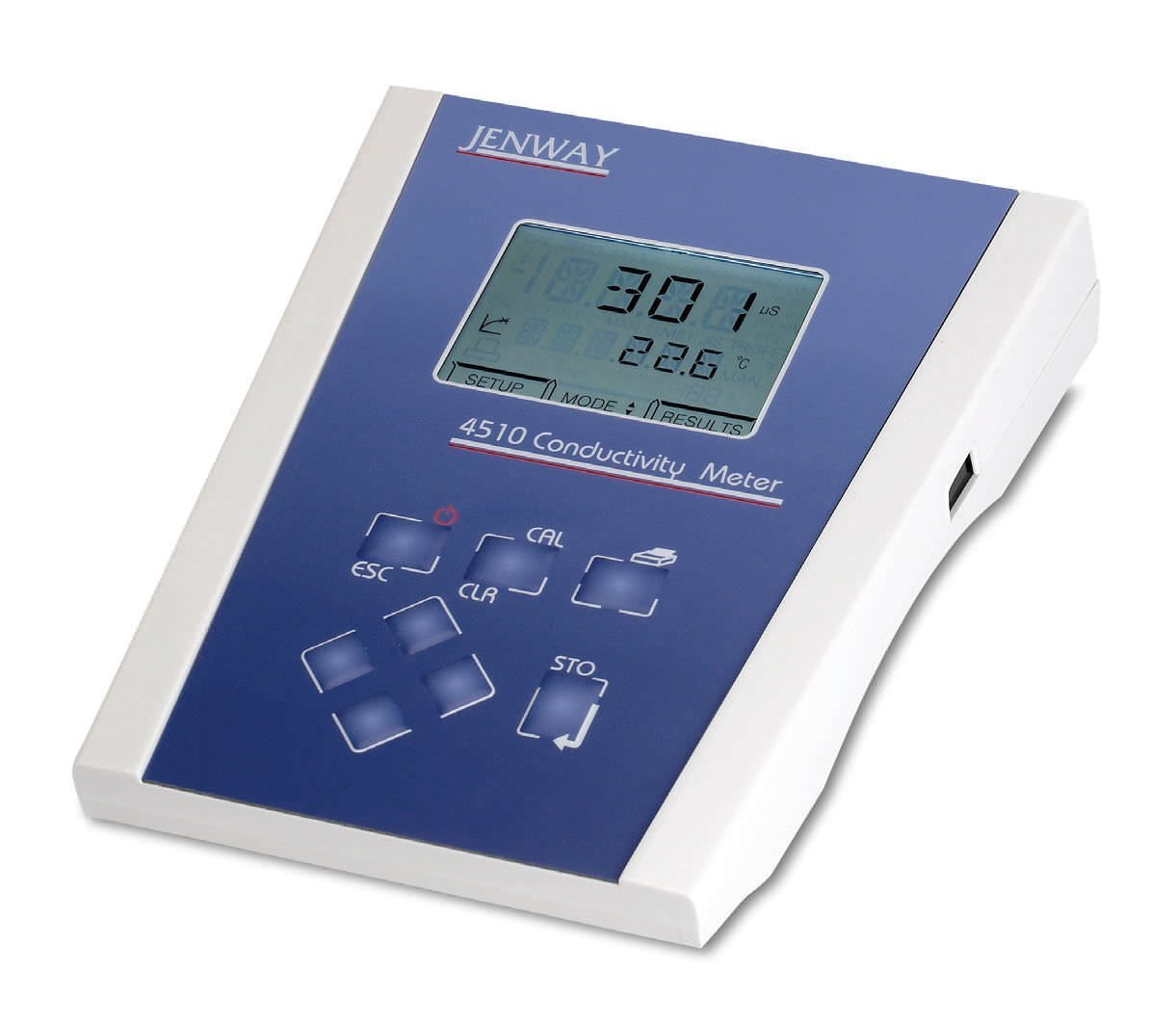 Ph And Conductivity Meter : Model ph conductivity meter with electrodes jenway