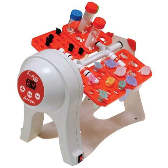 RotoFlex Plus Tube Rotator UK Adaptor, Argos Technologies