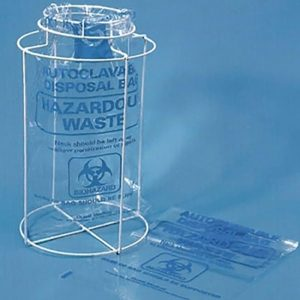 Autoclave Bag Holders