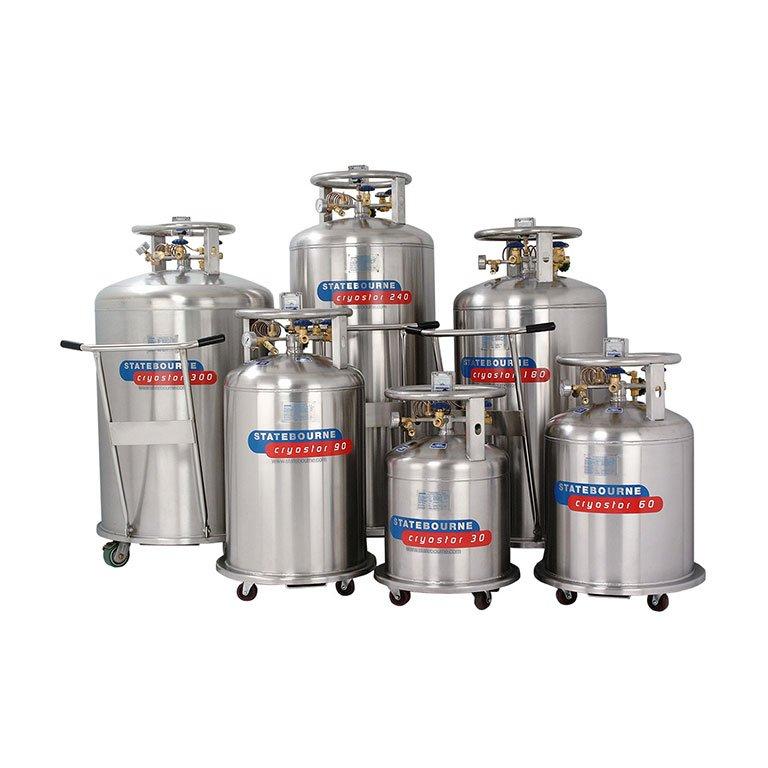 Liquid Nitrogen Storage