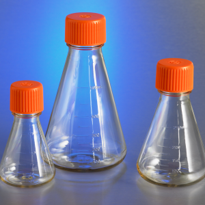 Erlenmeyer Flasks, Corning