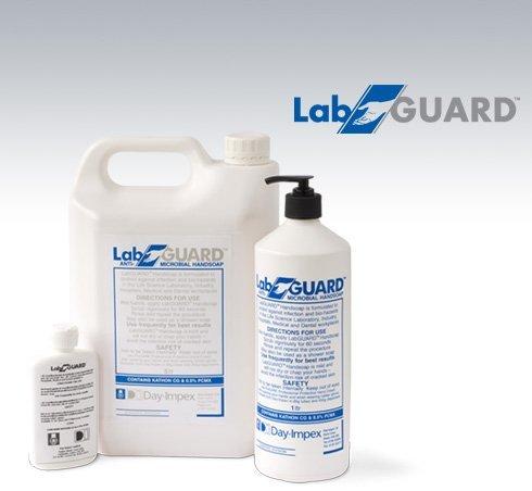 Anti-microbial hand soap, 1l, Labguard