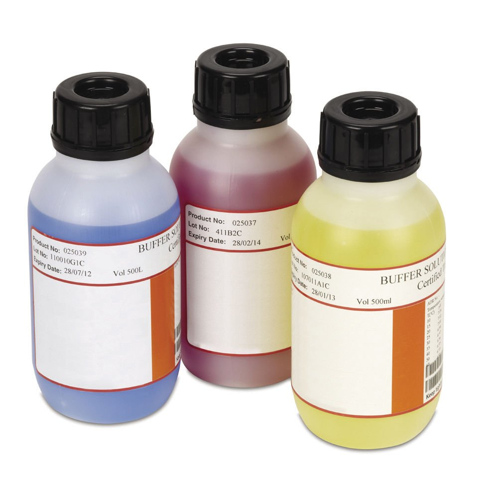 Bottled buffer solution pH7 500ml