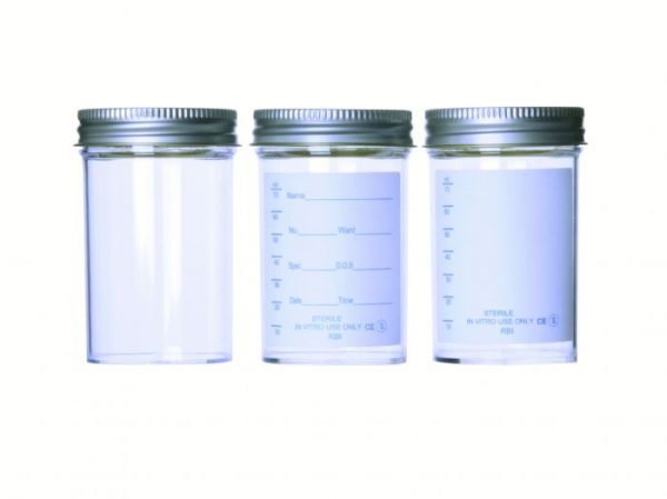 Polystyrene Sample Containers, Appleton