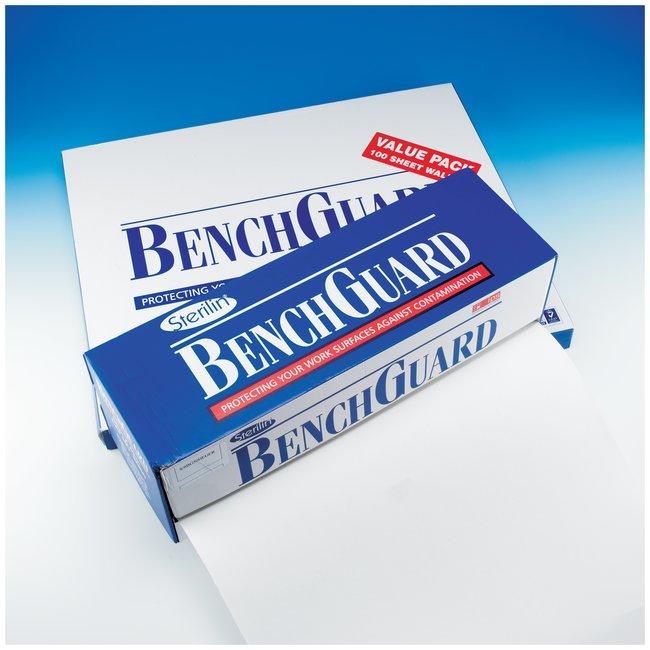 BenchGuard sheets, high absorbency, 49x60cm