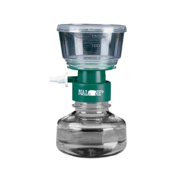 CN Vacuum filtration units 250ml/250ml 0.2um, Nalgene