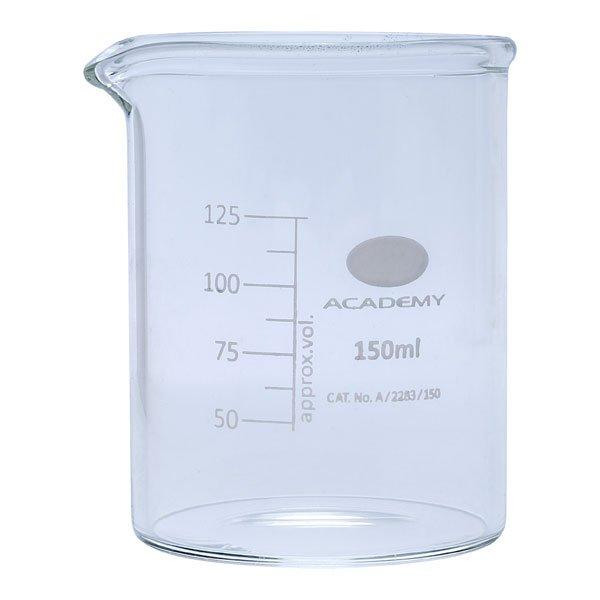 Glass Beakers, Academy