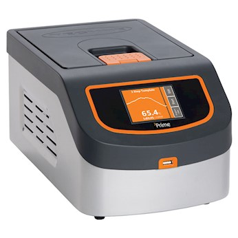 Prime thermal cycler with 384 well plate block, Techne
