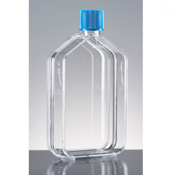 Falcon® 75cm² Rectangular Canted Neck Cell Culture Flask with Vented Cap