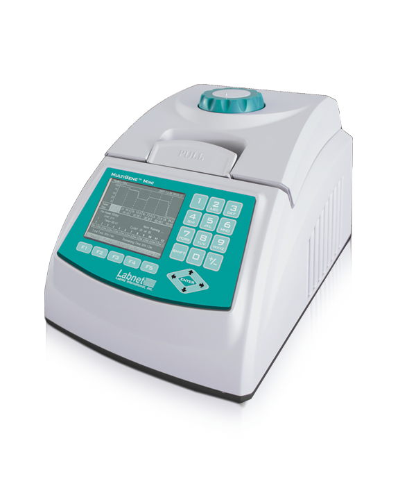 Multigene Mini Thermal cycler with 18 x 0.5ml block capacity, Labnet