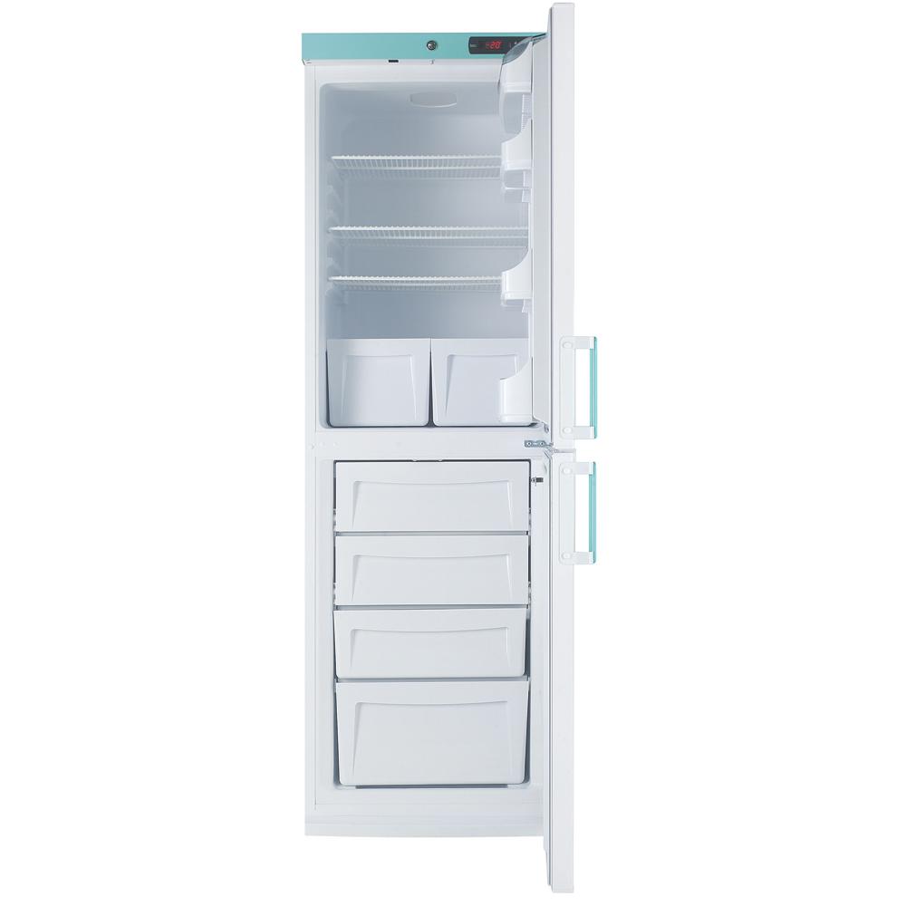 Laboratory Fridge/Freezer, Sparkfree, 190/134 litres, LEC Medical