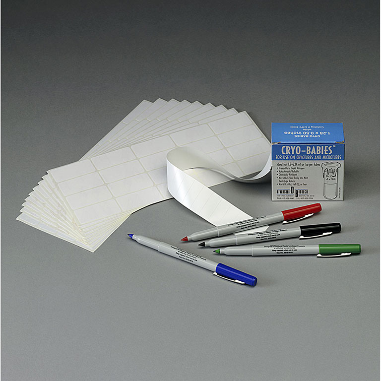 Cryogenic marker pens