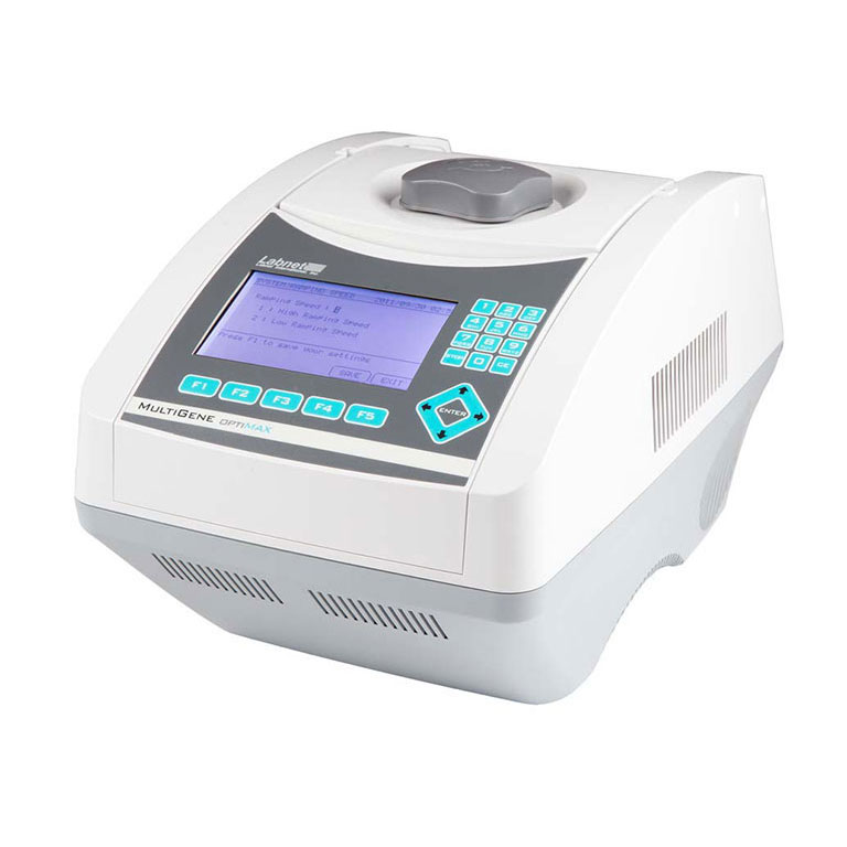 Multigene Optimax Gradient Thermal cycler with 96 well block, Labnet