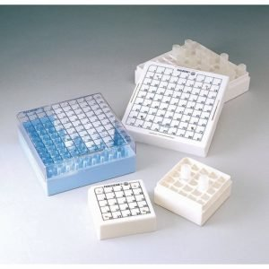 Cryogenic storage box, Nalgene
