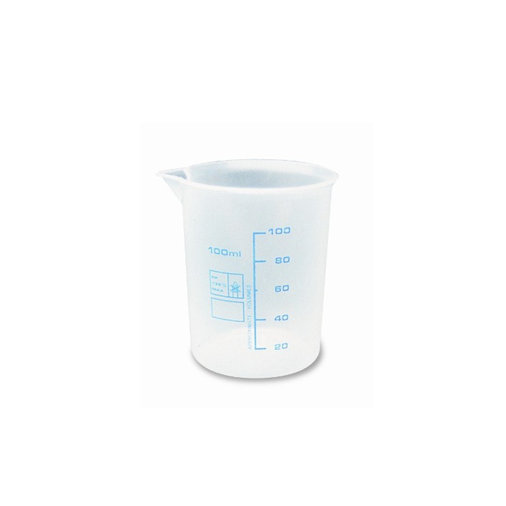 Polypropylene beaker 250ml