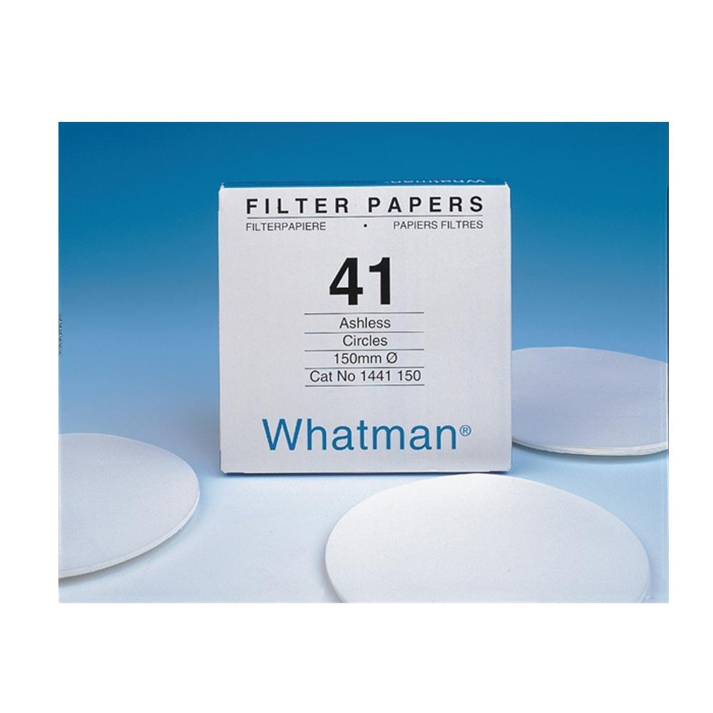 Filter paper, Whatman