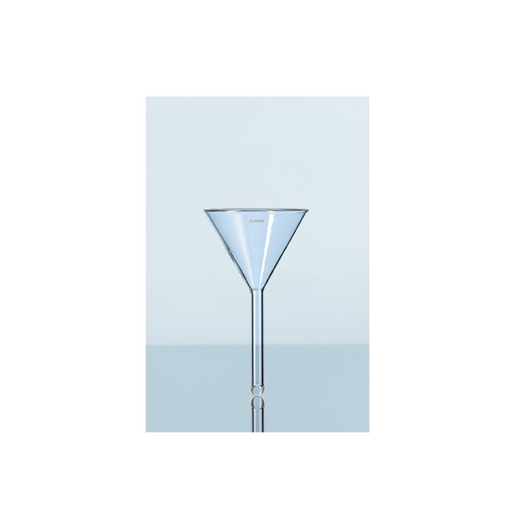 Glass Funnels, Schott Duran