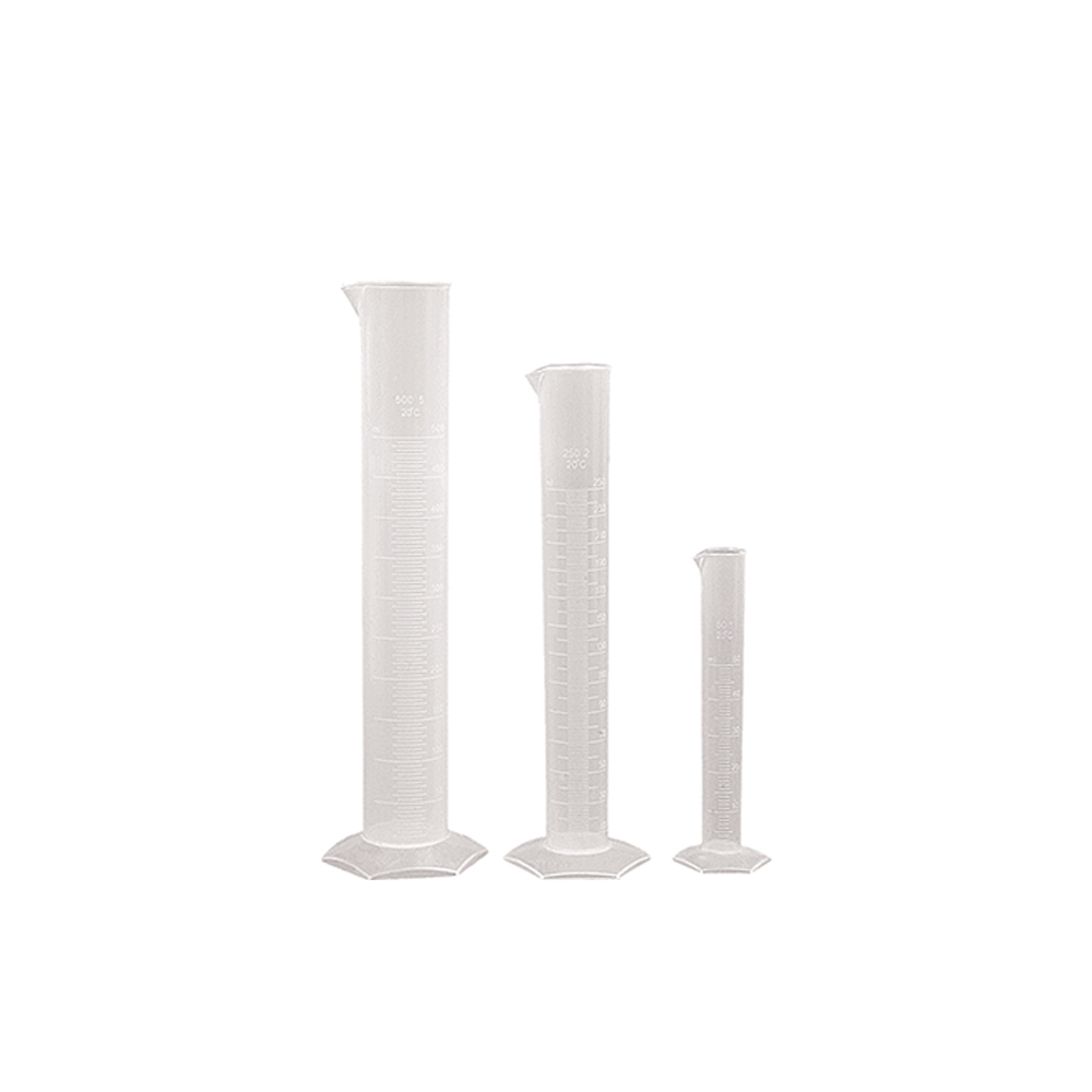 Polypropylene Measuring Cylinders, Appleton