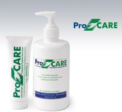 Protective barrier hand cream, 4x450g dispenser, Procare