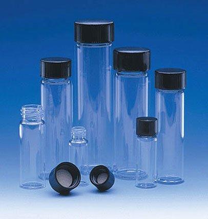Specimen Tubes, Soda Glass