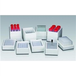 BV 96 Exchangeable thermoblock for microtiter plates 96 x Round- and V-bottom