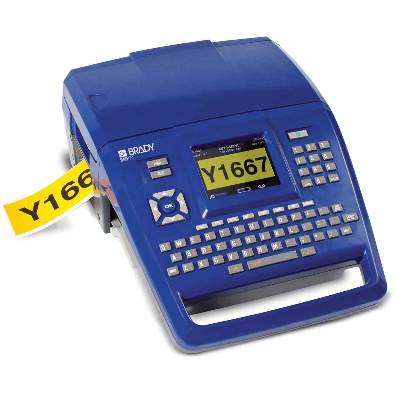 BMP 71 Label Printer, Brady