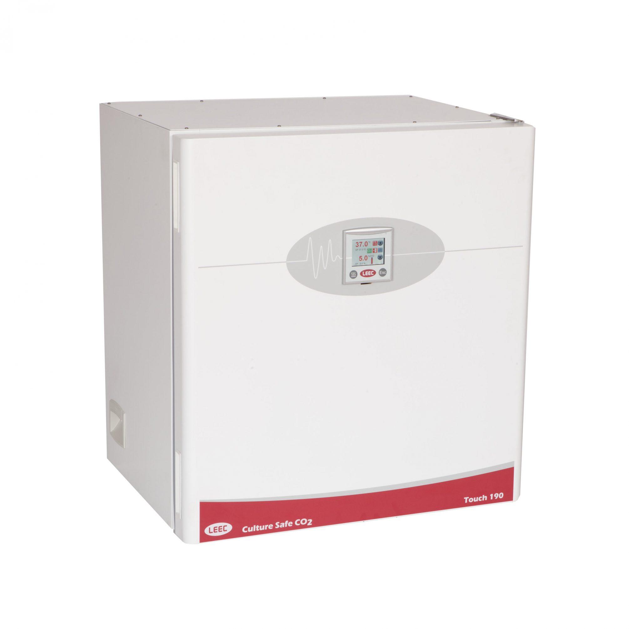Touch 190 Culture Safe CO2 Incubator, 190L, LEEC