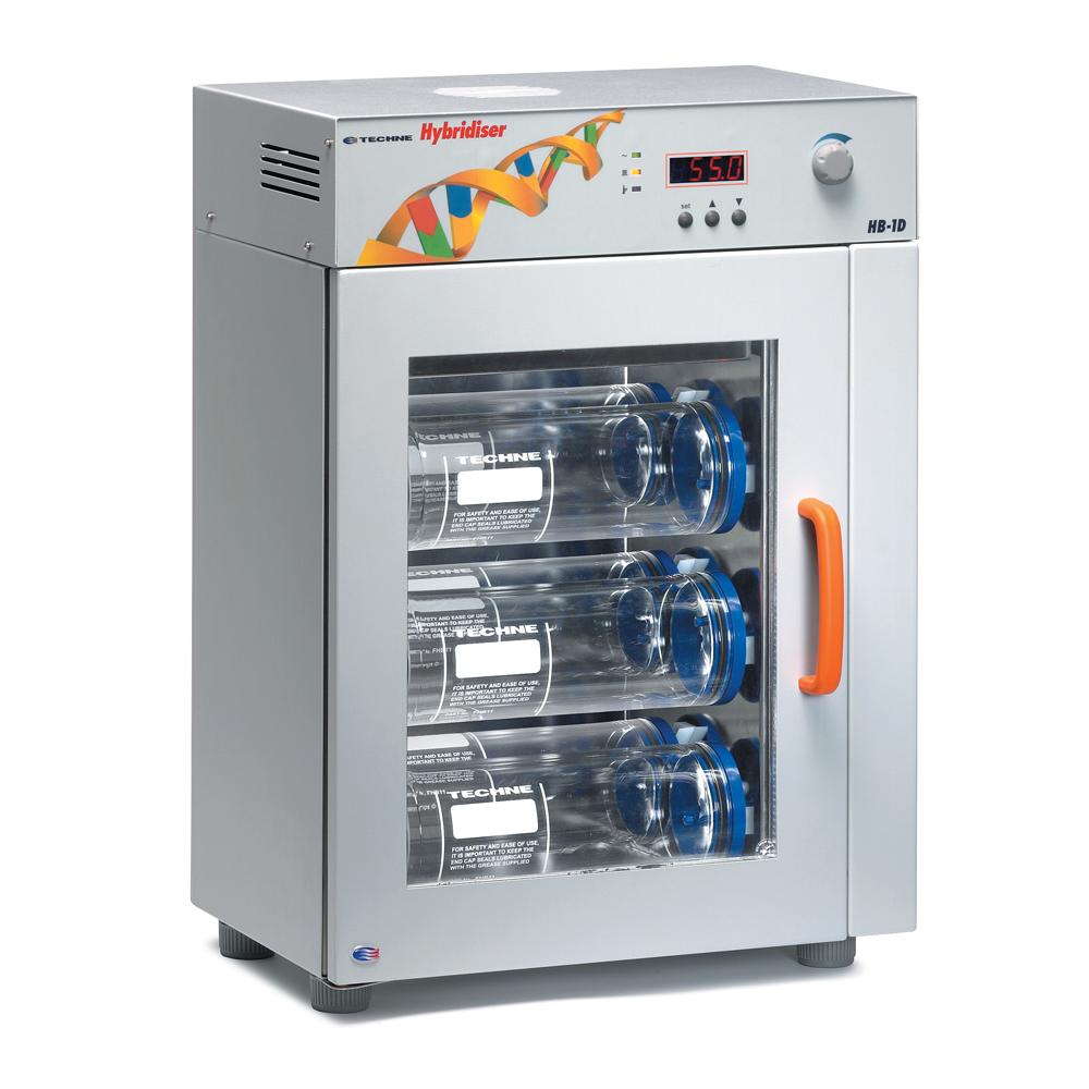 Hybrigene hybridisation incubator with 4 large tubes