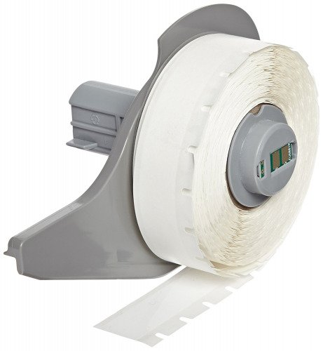 Nylon Cloth Labels, for 0.5-8ml tubes/vials, 22.86mm x 12.70mm, for BMP71