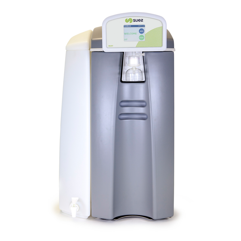 Select HP 160 with internal tank, Purite