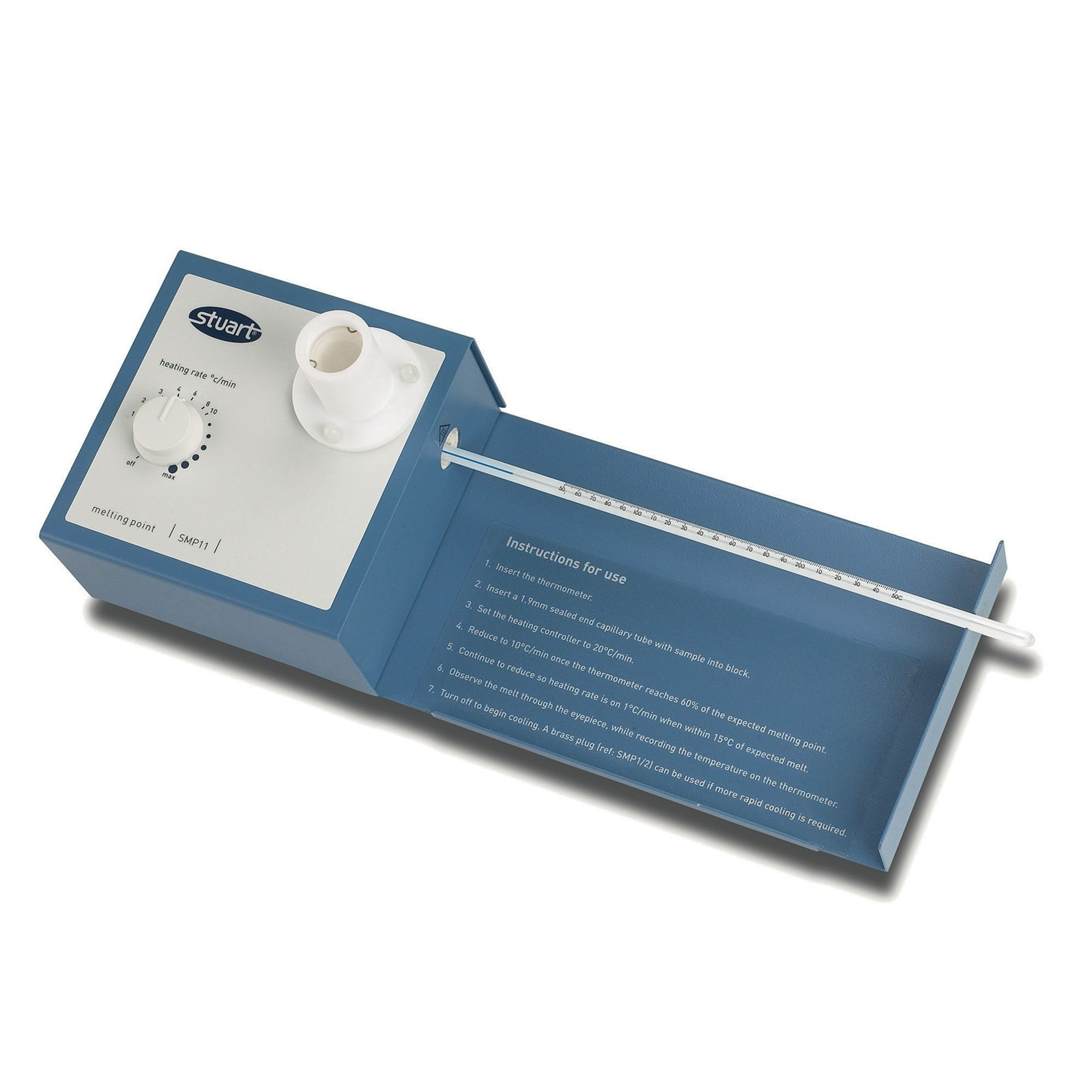 Spare thermometer, for use with SMP11, Stuart
