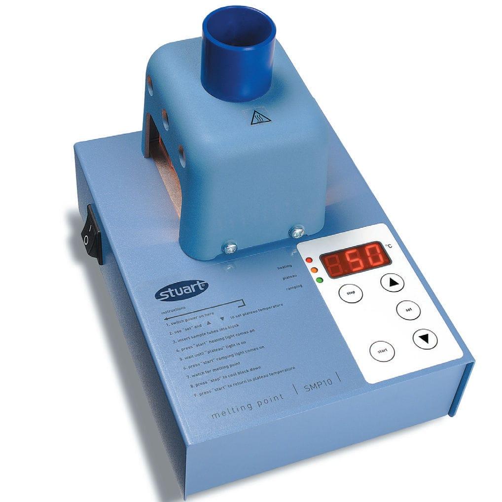 Digital melting point apparatus, SMP10, Stuart