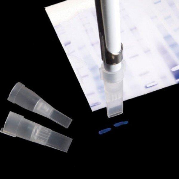 Gel Excision Tips, 6.5mm x 1mm, 5 x racks of 48, Gel-X