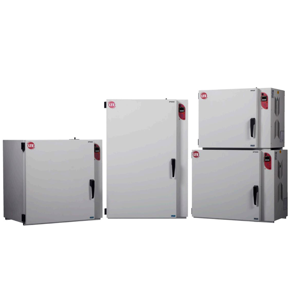 250L IP series incubator, nat. convection, Multi-program, LTE