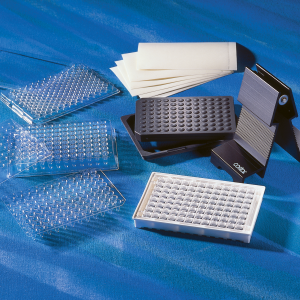 96 Well Model M Polycarbonate PCR Plate, Corning