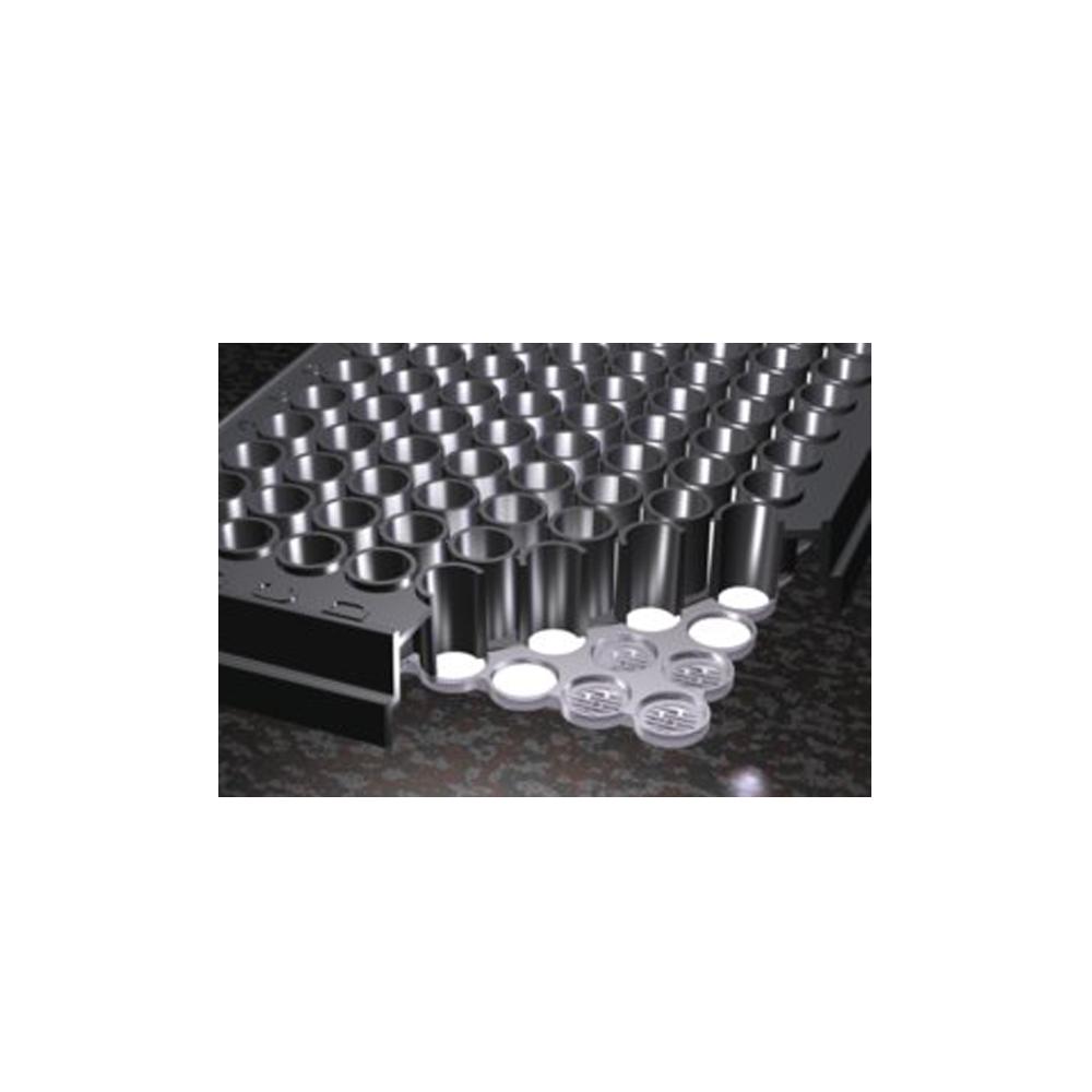 96 Well PVDF filter plates, white, sterile, Corning