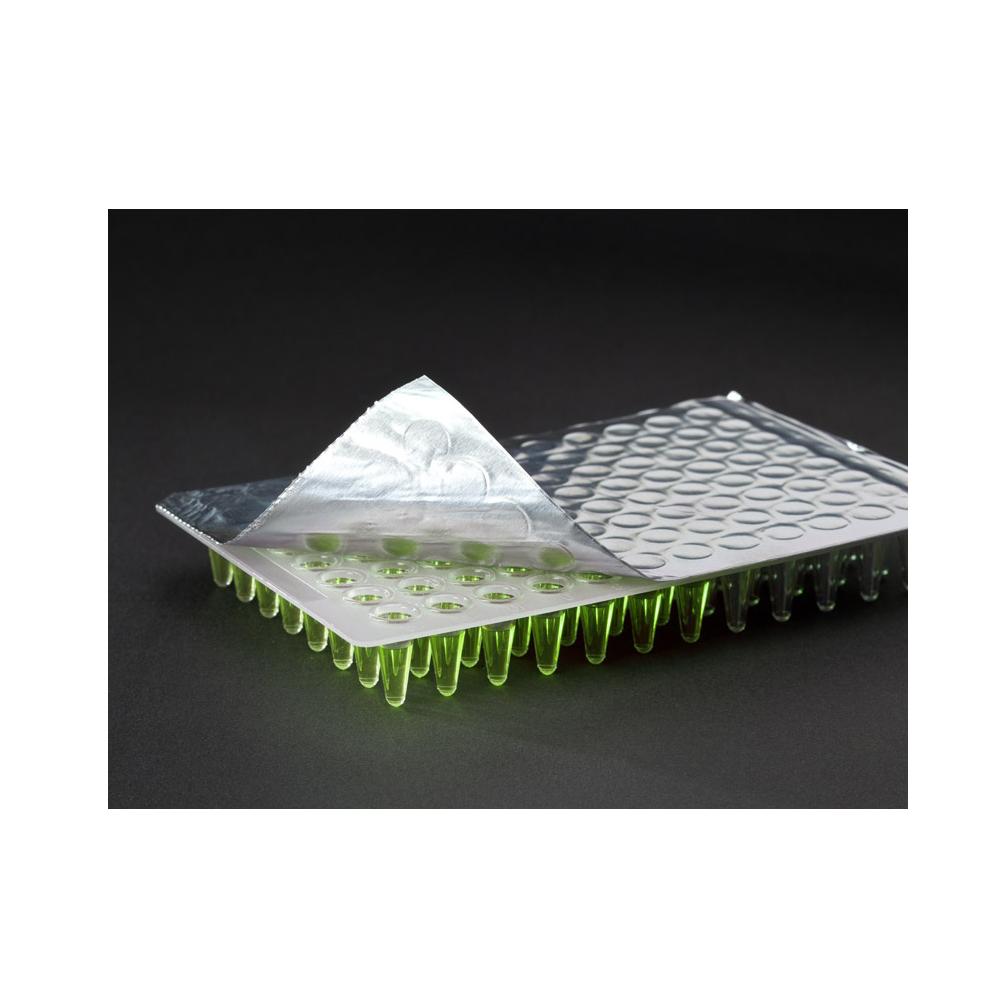 QuickSeal Foil PCR, 130mm x 80mm, Sheets, Sterile