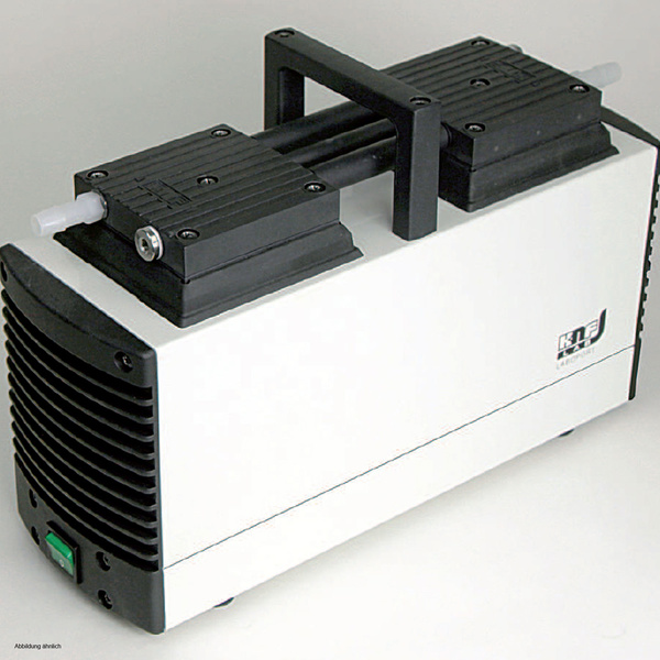 Mini Laboport pump - 30 l/min, <160 mbar, PTFE-coated Diaphragm
