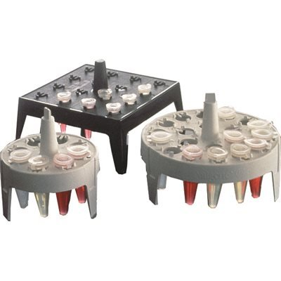 Floating rack, round 1.5ml, 8 array, fits 400ml Nalgene beaker