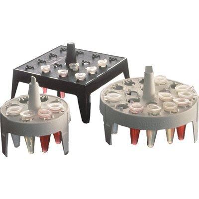 Floating rack, round 1.5ml, 20 array, fits 1L Nalgene beaker
