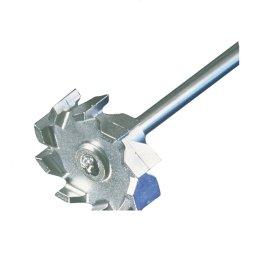 Overhead stirrer tool, Radial Flow Impeller TR 20, Heidolph