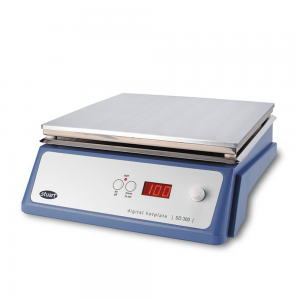 Large Capacity Digital Hotplates, SD300 & SD500 and Accessories, Stuart