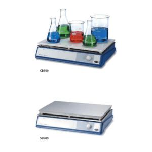 Large Capacity Analogue Hotplates, SB500 & CB500 , Stuart