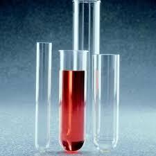 50ml Polycarbonate round bottom centrifuge tube, with rim, Nalgene