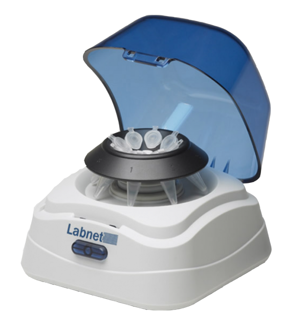 Mini Microcentrifuge, with 2 rotors, Labnet