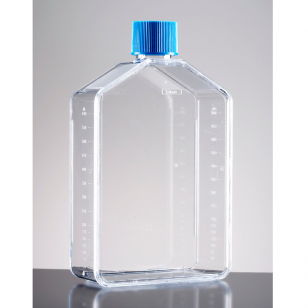 Falcon® 175cm² Rectangular Straight Neck Cell Culture Flask with Vented Cap