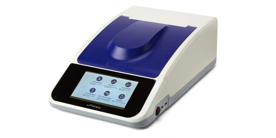Introducing the NEW 74 Series of Jenway Spectrophotometers