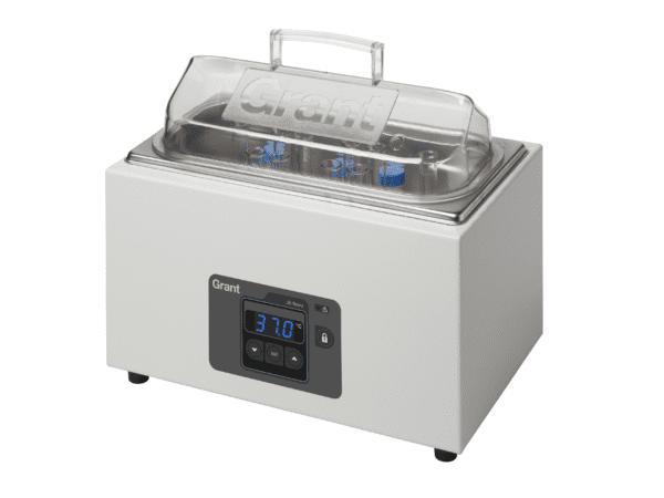 Unstirred Water Bath, Digital, 5 litres, JB Nova General Purpose, Grant