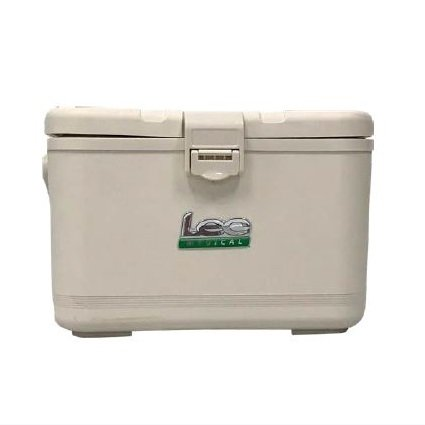 Portable Vaccine Cooler, 8L, Lec Medical